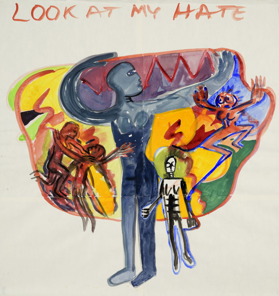 01_Look at my Hate