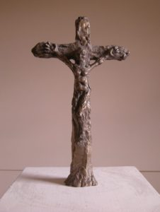 The Crucified Woman